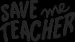 Logo Save me Teacher